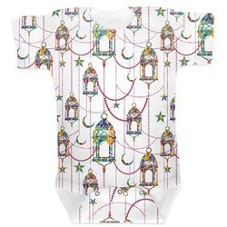 Moroccan Lanterns Baby Bodysuit