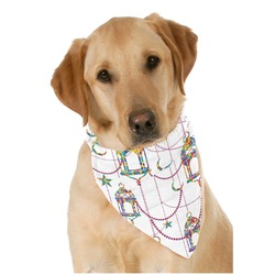 Moroccan Lanterns Pet Bandanas (Personalized)