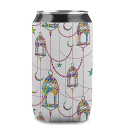 Moroccan Lanterns Can Sleeve (12 oz) (Personalized)