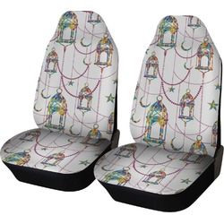 Moroccan Lanterns Car Seat Covers (Set of Two) (Personalized)