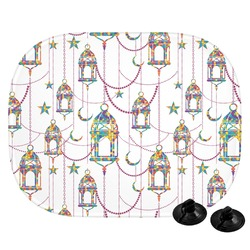 Moroccan Lanterns Car Side Window Sun Shade (Personalized)