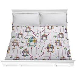 Moroccan Lanterns Comforter - King (Personalized)