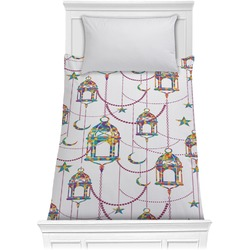 Moroccan Lanterns Comforter - Twin (Personalized)