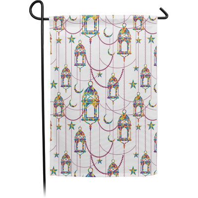 Moroccan Lanterns Garden Flag - Single or Double Sided