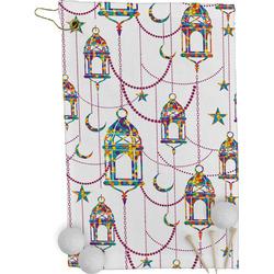 Moroccan Lanterns Golf Towel - Full Print (Personalized)