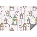 Moroccan Lanterns Indoor / Outdoor Rug (Personalized)