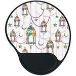 Hanging Lanterns Mouse Pad with Wrist Support