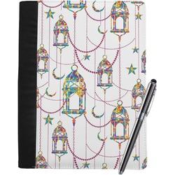 Moroccan Lanterns Notebook Padfolio (Personalized)