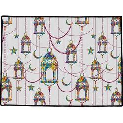 Moroccan Lanterns Door Mat (Personalized)