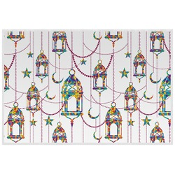 Moroccan Lanterns Placemat (Laminated) (Personalized)