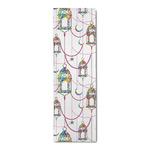 Hanging Lanterns Runner Rug - 3.66'x8'