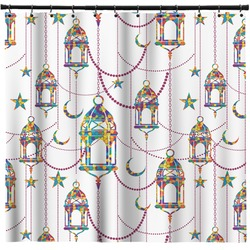 Moroccan Lanterns Shower Curtain (Personalized)
