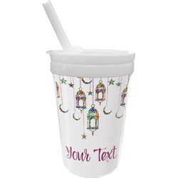 Hanging Lanterns Sippy Cup with Straw