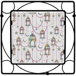 Moroccan Lanterns Trivet (Personalized)