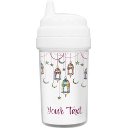 Moroccan Lanterns Sippy Cup (Personalized)