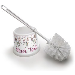 Moroccan Lanterns Toilet Brush (Personalized)