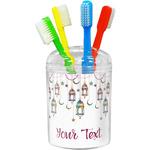Hanging Lanterns Toothbrush Holder