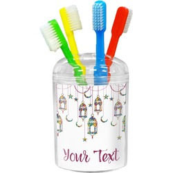 Moroccan Lanterns Toothbrush Holder (Personalized)