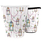 Moroccan Lanterns Waste Basket (Personalized)