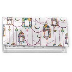 Moroccan Lanterns Vinyl Checkbook Cover (Personalized)