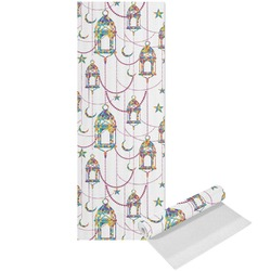 Moroccan Lanterns Yoga Mat - Printable Front and Back (Personalized)