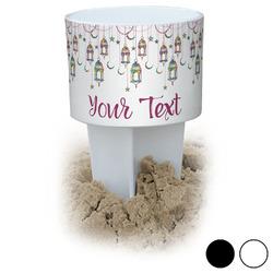 Moroccan Lanterns Beach Spiker Drink Holder (Personalized)