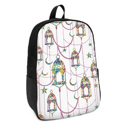 Moroccan Lanterns Kids Backpack (Personalized)