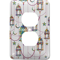 Moroccan Lanterns Electric Outlet Plate (Personalized)