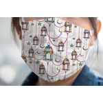 Moroccan Lanterns Face Mask Cover (Personalized)