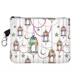 Moroccan Lanterns Golf Accessories Bag (Personalized)