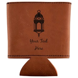 Moroccan Lanterns Leatherette Can Sleeve (Personalized)