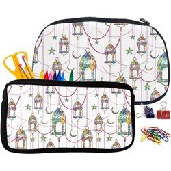 Moroccan Lanterns Pencil / School Supplies Bag (Personalized)