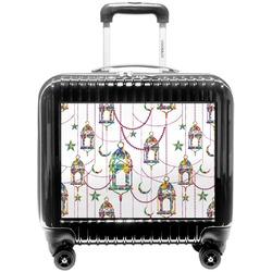 Moroccan Lanterns Pilot / Flight Suitcase (Personalized)