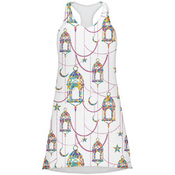 Moroccan Lanterns Racerback Dress (Personalized)