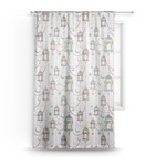 Moroccan Lanterns Sheer Curtains