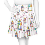 Moroccan Lanterns Skater Skirt (Personalized)