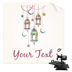 Moroccan Lanterns Sublimation Transfer (Personalized)