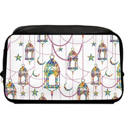 Moroccan Lanterns Toiletry Bag / Dopp Kit (Personalized)