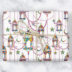 Moroccan Lanterns Wrapping Paper