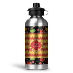 Cinco De Mayo Water Bottle - Aluminum - 20 oz (Personalized)