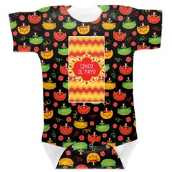 Cinco De Mayo Baby Bodysuit (Personalized)