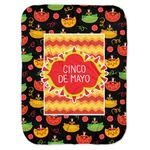 Cinco De Mayo Baby Swaddling Blanket (Personalized)