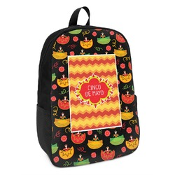 Cinco De Mayo Kids Backpack (Personalized)