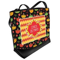 Cinco De Mayo Beach Tote Bag (Personalized)