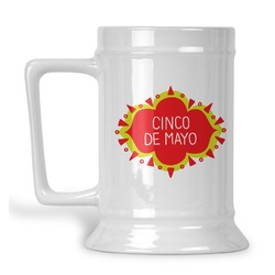 Cinco De Mayo Beer Stein (Personalized)