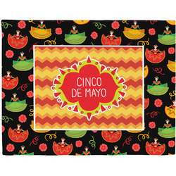Cinco De Mayo Placemat (Fabric) (Personalized)