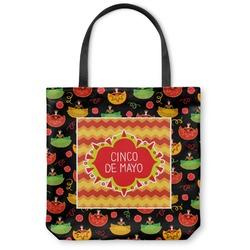 Cinco De Mayo Canvas Tote Bag (Personalized)