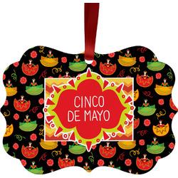 Cinco De Mayo Ornament (Personalized)