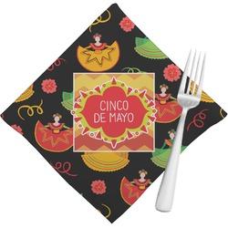 Cinco De Mayo Napkins (Set of 4) (Personalized)