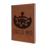 Cinco De Mayo Leatherette Journal (Personalized)
